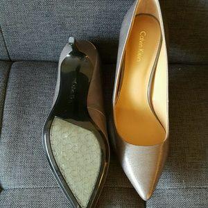 3090ec9189c2 Calvin Klein Shoes - Calvin Klein Gayle pump
