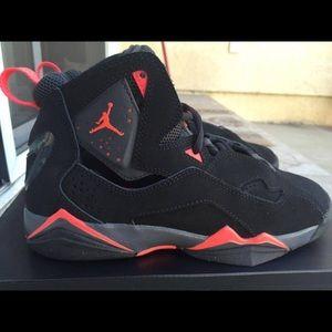 online retailer 9d76a a744d Air Jordan True Flight  0 They Nike Air Jordans True Flight Infrared ...
