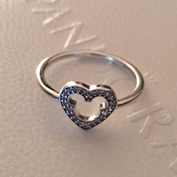 Pandora Minnie Bow Ring