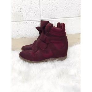 Target Shoes - Wedge Sneakers