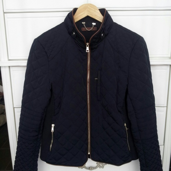 Zara Jackets Amp Coats Price Drop Woman Jacket Poshmark