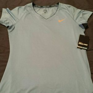 Nike Pro Dri Fit work out shirt
