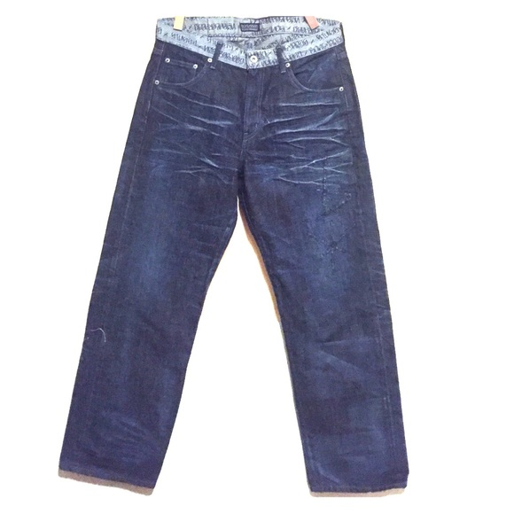 Neighborhood Denim - Stussy X Neighborhood Boneyards Denim Jeans