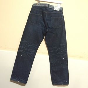 Neighborhood Jeans - Stussy X Neighborhood Boneyards Denim Jeans