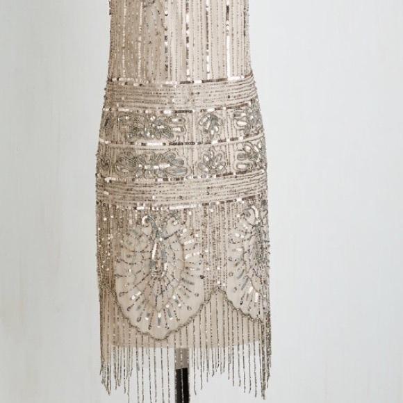 maxi dress modcloth flapper