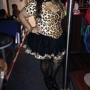 Leg Avenue Other - Plus Size Cheetah Costume & Leg Avenue Other | Plus Size Cheetah Costume | Poshmark