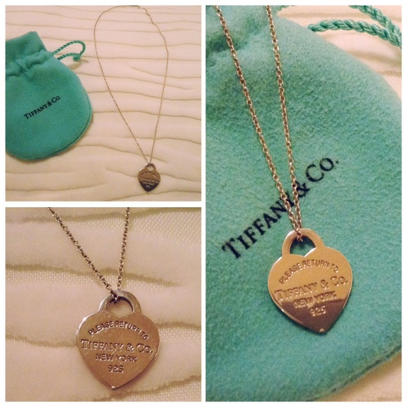 ad95234c2 Tiffany & Co. Jewelry | Price Reduced Return To Tiffany Co | Poshmark