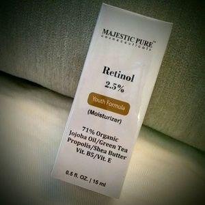 Majestic Other - Brand New Majestic Pure Retinol 2.5% Moisturizer