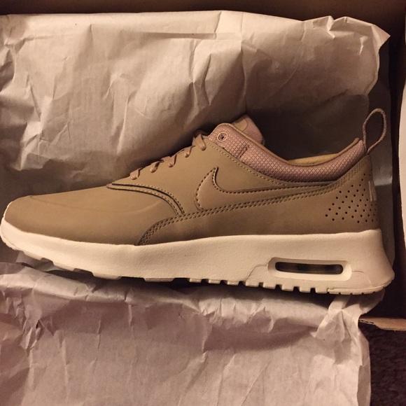 half off 6df55 d332b Nike Shoes | Air Max Thea Desert Camo | Poshmark