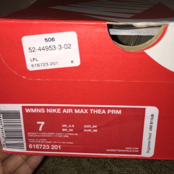 Nike Air Max Premio Thea Tan In Vendita YuoYcfG4K