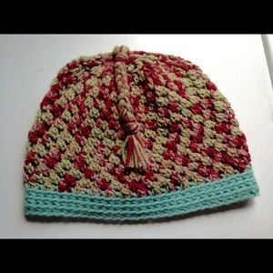 Accessories - Hand crochet beanie