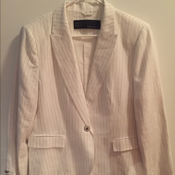 85% off Zara Jackets & Blazers