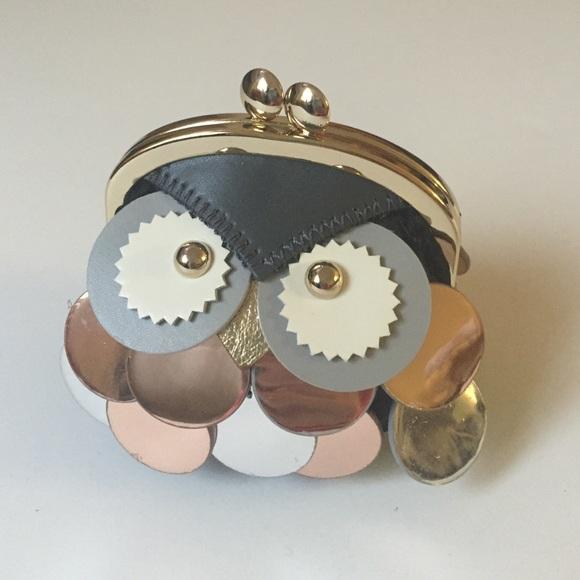 69eb51478dc Kate spade Wise owl coin purse