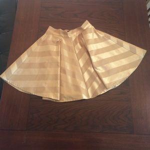 Gorgeous Vintage Gold Skirt