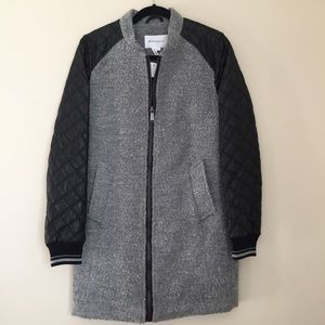 BCBGeneration varsity style coat