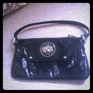 Marc by Marc Jacobs Black Patent Leather Bag