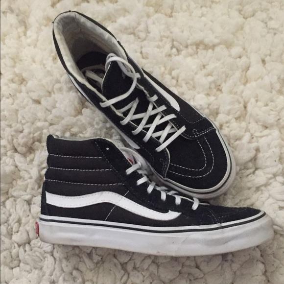 ce16ab9a203007 Vans Shoes - Vans Sk8 Hi- Women s size 7