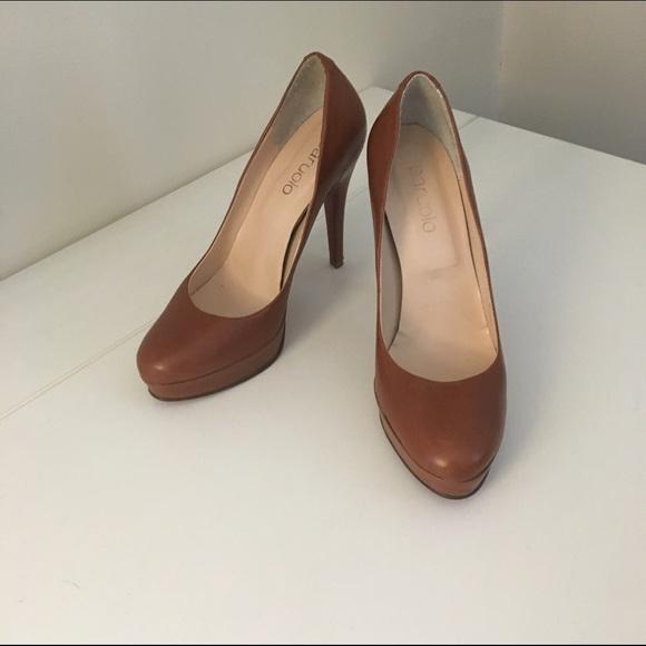 Paruolo Argentinian scarpe   Argentinian Paruolo Pelle Pumps   Poshmark 1c8db4