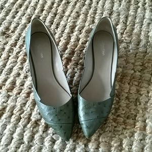 Calvin Klein Collection  Shoes - REDUCED! Calvin Klein Collection kitten heels