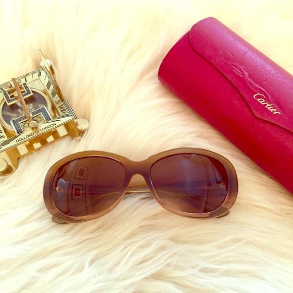 0beb0a9a436c Cartier Accessories - Cartier Vintage Sunglasses