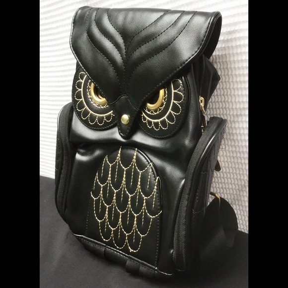 New Owl Backpack Purse OS from Brandi's closet on Poshmark