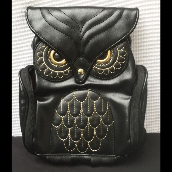 New Owl Backpack Purse OS from Brandi's closet on Poshmark