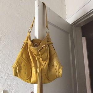 Bulga Handbags - Leather Bulga bag beautiful leather