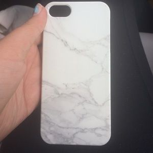 Marble IPhone 5s phone case