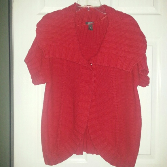 Kenneth Cole Reaction - Half Price! KENNETH COLE red sweater from ...
