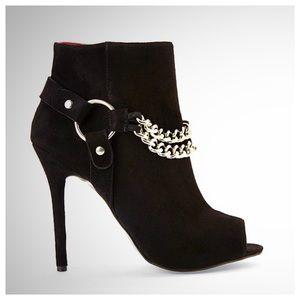 Charles Jourdan Shoes - Charles Jourdan Leather Booties