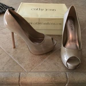 Cathy Jean Shoes - Cathy Jean Heels