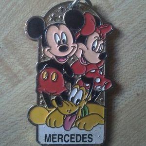 """disneyland Jewelry - )** Disneyland pendant """"Mercedes"""""""