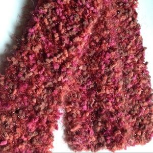Accessories - Hand knitted scarf