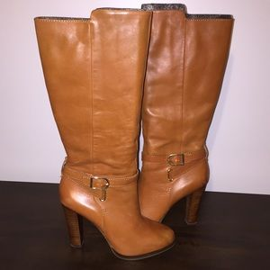 Banana Republic Shawna Brown Boots 6.5
