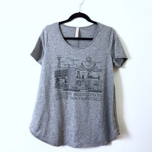 ModCloth Tops - Modcloth loves San Francisco tee.