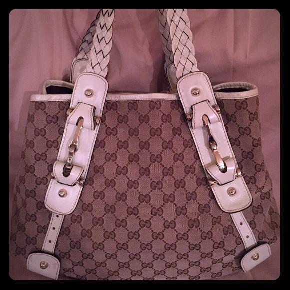 b182afaee1d2 Gucci Bags | Pelham Hoboshoulder Bag With Braided Straps | Poshmark