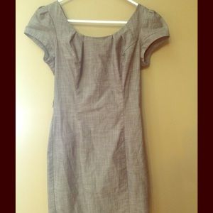A. byer Dresses & Skirts - Chic cotton zip back dress