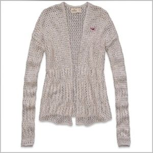 Hollister Oatmeal Sweater