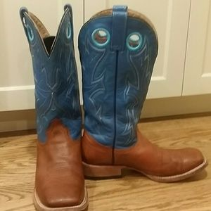 Stetson  Shoes - Stetson leather cowboy boots