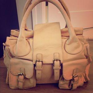 how to spot a fake chloe bag - 93% off Chloe Handbags - Chloe Tan Leather Handbag from ...