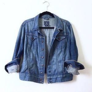 Lucky Brand Jackets & Blazers - Lucky Brand denim jacket.