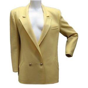 Louis Feraud Wool Blazer Jacket 8