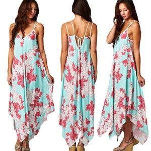 Floral Boutique Resort Dress
