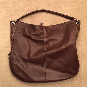 68b859ae85e7 ... tosca leather bag ...
