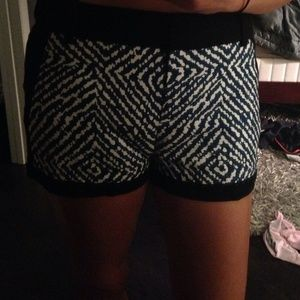 J.crew patterned shorts sz 0 new wo tags