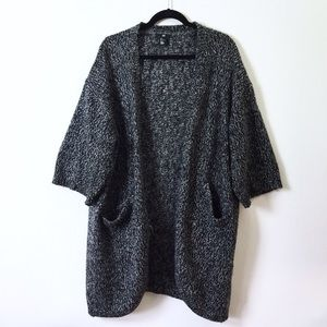 H&M Sweaters - H&M slouchy cocoon cardigan.