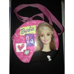 Mattel Barbie Other - Barbie tin with strap