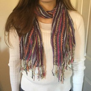 🌸 Multi Color Scarf 🌸