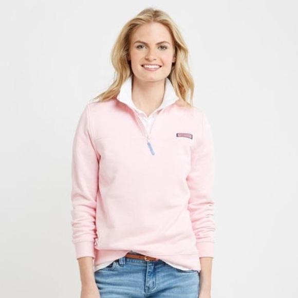 68eff32d037797 Vineyard Vines Women's Shep Shirt Flamingo Pink. M_56252df5713fde31d20019bb