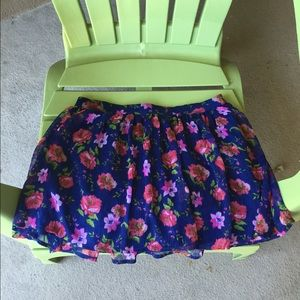 Abercrombie and Fitch skater skirt